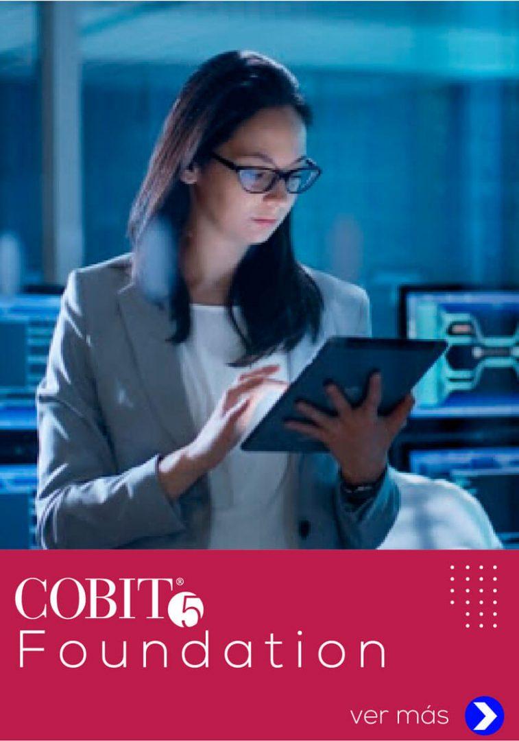 curso de cobit 5 foundation