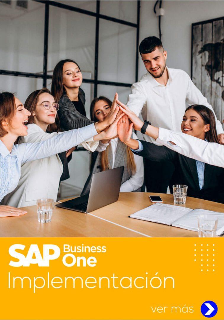 curso de sap business one implementación
