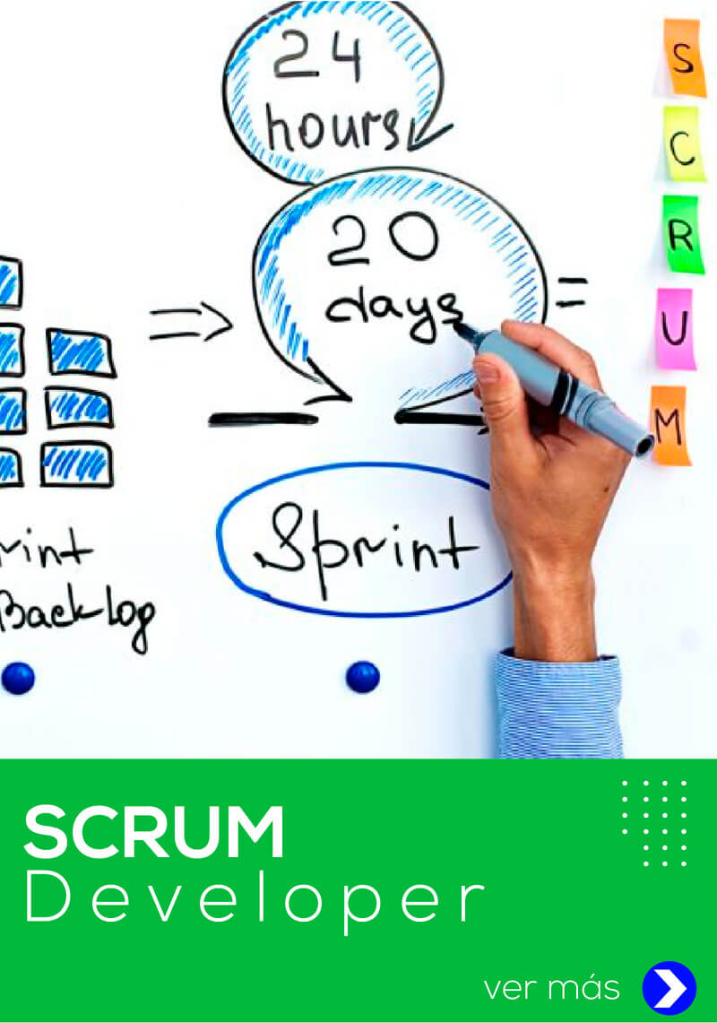 curso scrum developer