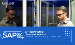 Entrenamiento SAP S4 HANA BASIS