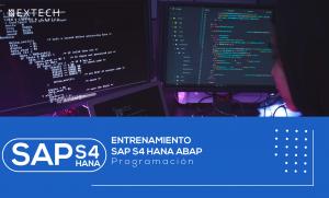 Entrenamiento SAP S4 HANA ABAP