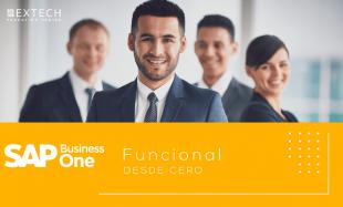 SAP BUSINESS ONE FUNCIONAL DESDE CERO