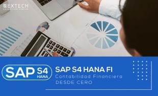 SAP S4 HANA FI DESDE CERO