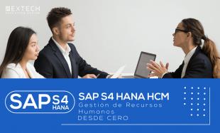SAP S4 HANA HCM DESDE CERO