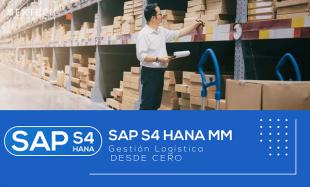 SAP S4 HANA MM DESDE CERO