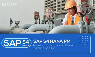 SAP S4 HANA PM DESDE CERO